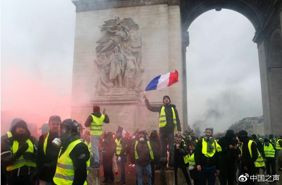 北京赛车开奖记录表:法国黄背心发起第四轮示威活动 1300多人被逮捕