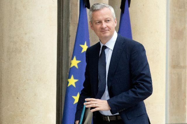 法国财长勒梅尔表示欢迎华为在法投资
