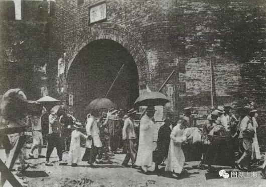 小东门、老西门……上海老城厢的故事你了解多少?