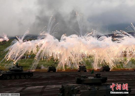 外媒:日本未来5年将提高国防预算 向美购买更多军备