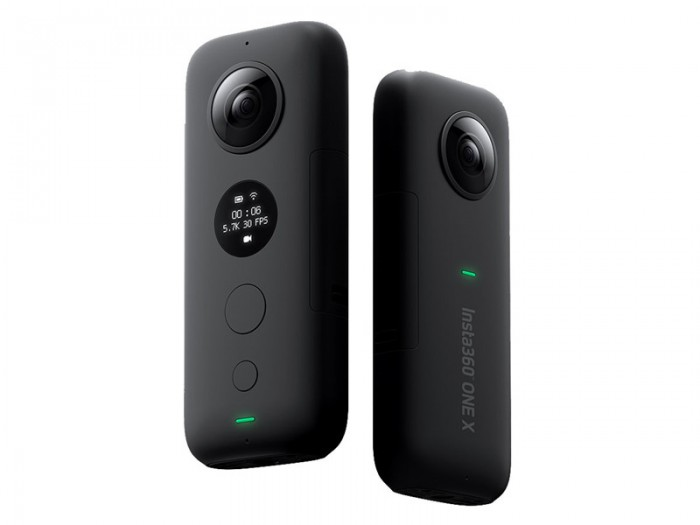 insta360发布全景相机新品One X:无线连接移动端