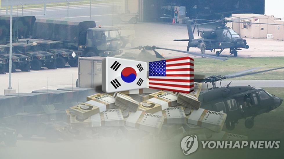 谈前舆论战?媒体曝特朗普要求韩国分担驻韩美军费增一倍