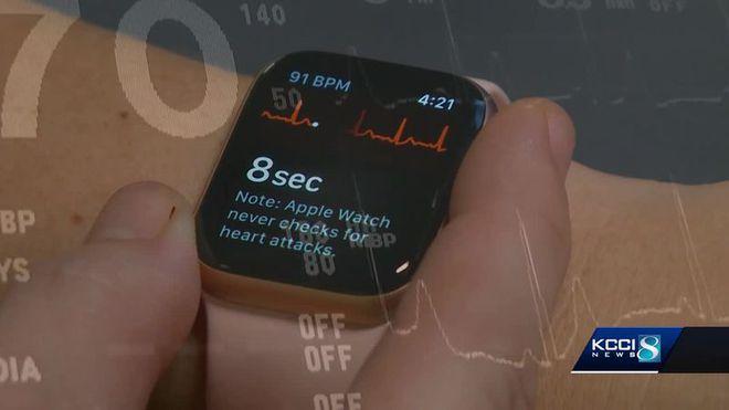 美医生称苹果手表心率监测功能令用户焦虑