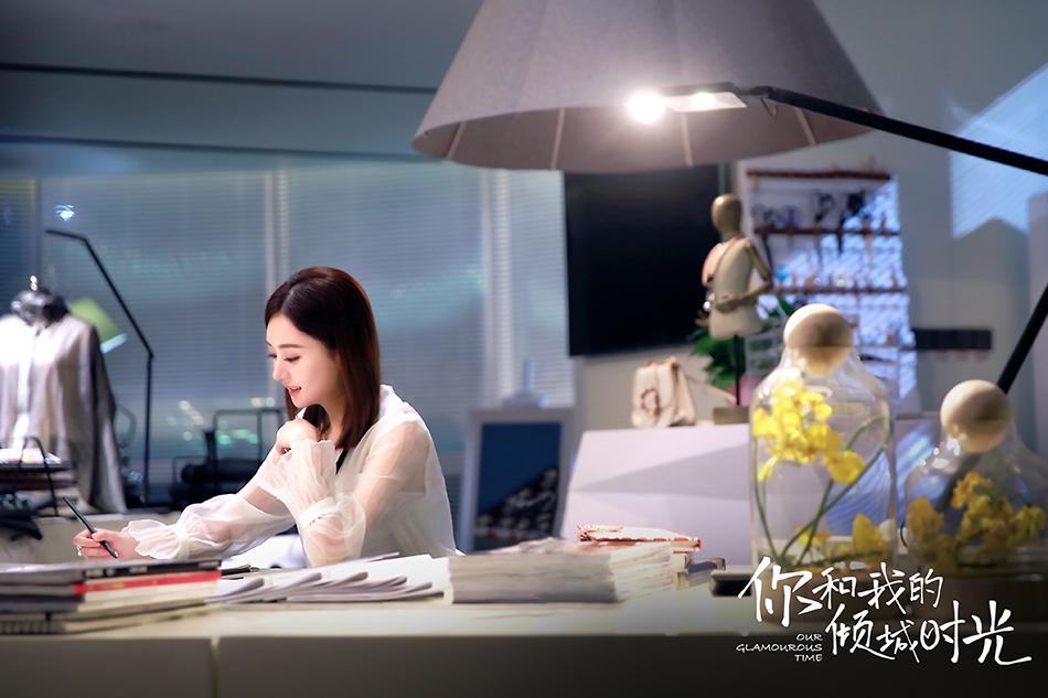 """《你和我的倾城时光》完满收官 赵丽颖金瀚携""""倾城""""品牌走向世界"""
