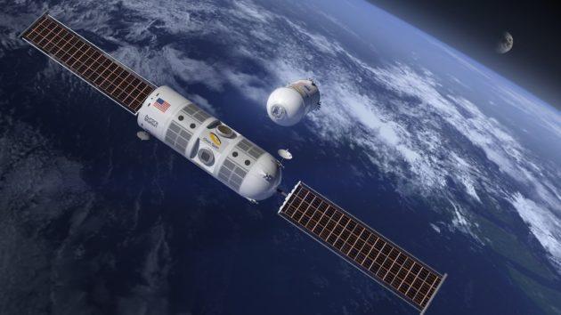 美国企业拟在太空搭建豪华酒店:住一次要近千万