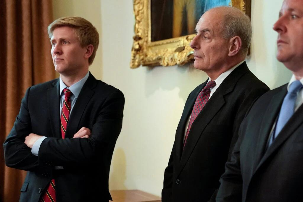 白宫幕僚长热门继任人选退出 曾经因为头发颜色而获得特朗普青睐