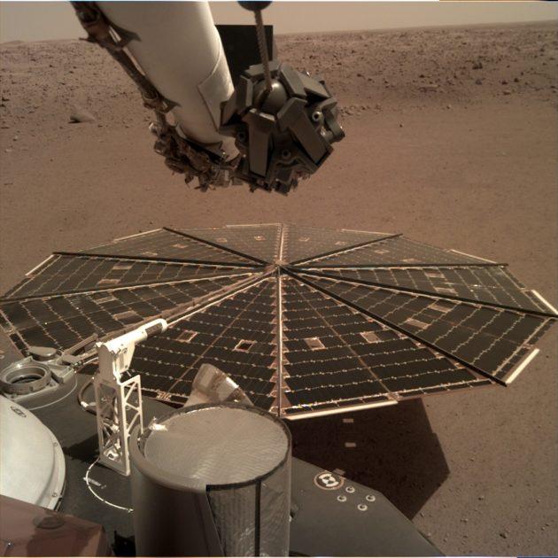 NASA火星探测车捕捉到首个火星表面自然环境声音