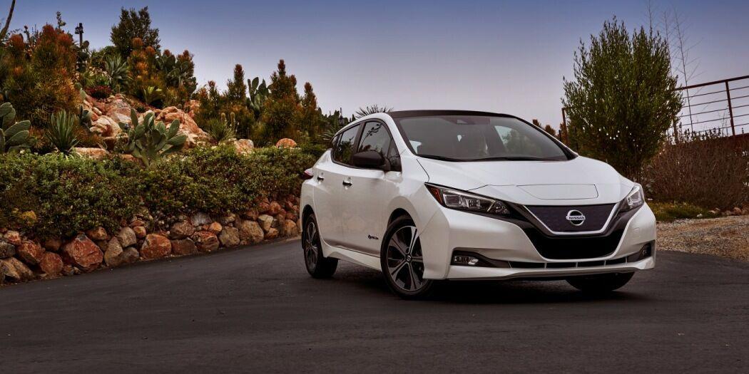 全新日产聆风电动汽车首秀或定于2019年CES展