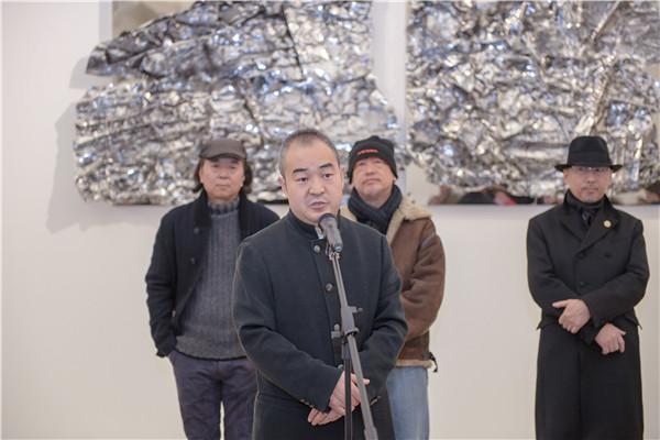 物的褶皱——王家增个展在白盒子艺术馆开幕