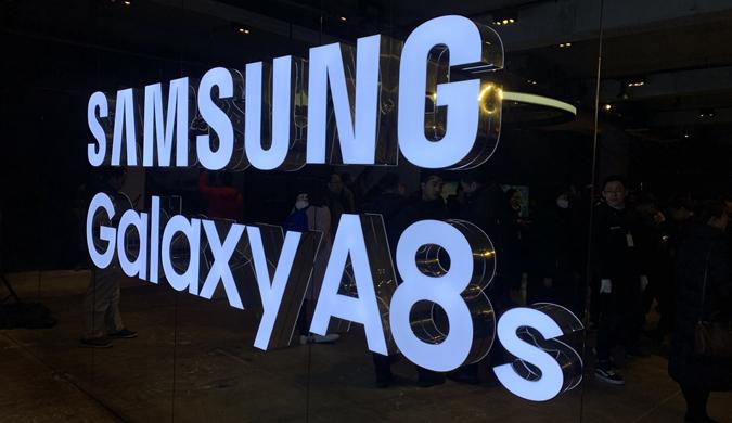 三星Galaxy A8s中国正式发布:12月21日开启预约