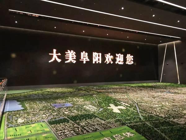 """6条高铁穿境,安徽阜阳将建成高铁格""""米""""字形枢纽"""