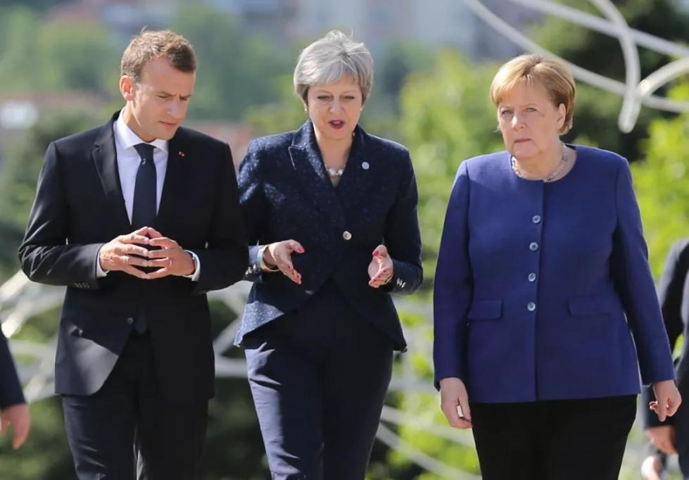 """曾经的""""三驾马车""""齐陷泥潭,欧洲一体化还进行得下去吗?"""