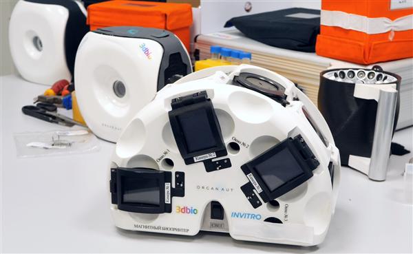 人类首次在太空3D打印出生物器官:老鼠的甲状腺