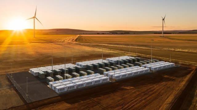 马斯克押注澳洲电网成功 电池储能前景光明