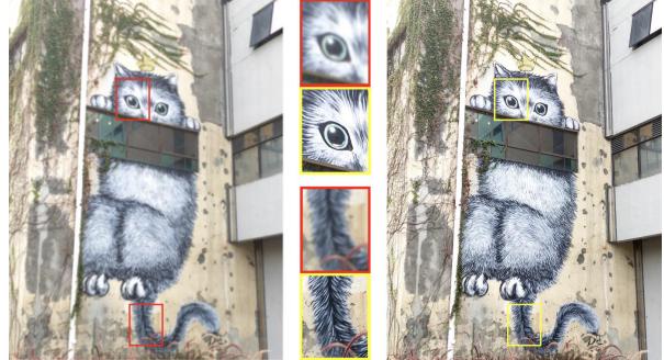 """计算摄影学迎来又一突破  商汤原创AI超分技术助力vivo X23幻彩版突破画质""""高地"""""""