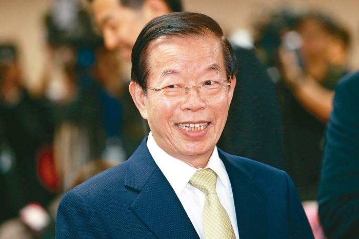 谢长廷:台湾大众别再发言安慰日本 网友:舔日代表