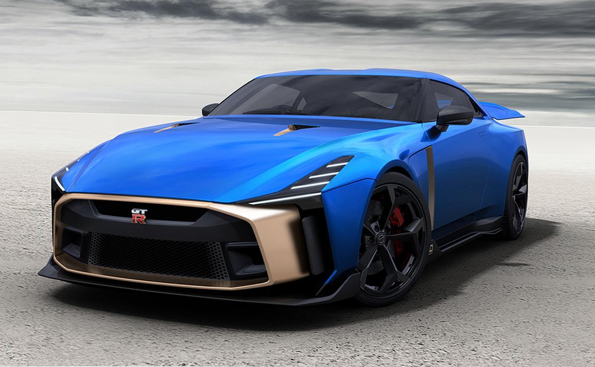 起价150万美元 日产GT-R50限量消费50辆