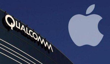 高通在平安彩票pa5.com获得针对苹果公司的诉中临时禁令