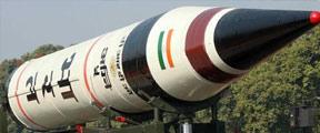 印度烈火-5号洲际弹道导弹第7度试射