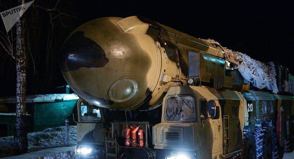 """俄""""民用版""""白杨导弹2022年发射 给太空送快递"""