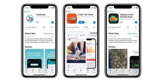 """部分iOS应用被曝与第三方""""共享""""用户信息牟利"""