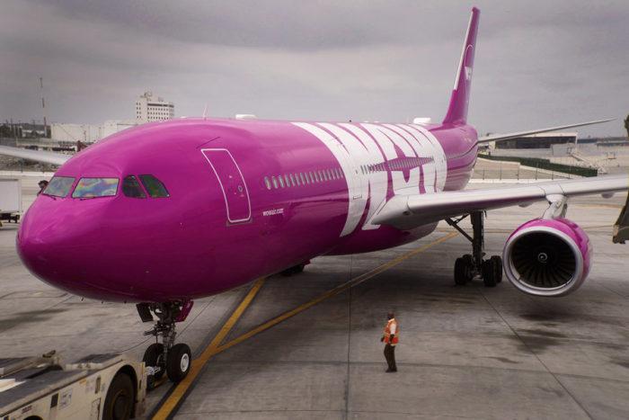 冰岛廉价航空公司WOW航空开通往返新德里航线