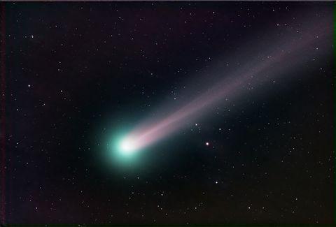 今年最亮彗星将于本月中旬抵达近地点
