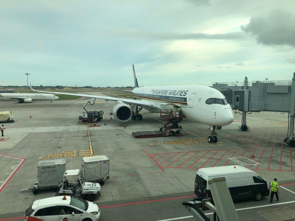 世界上航程最短的空客A350飞机:全程仅需30分钟