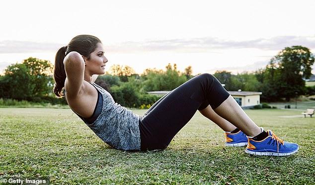 调查:6成美国成年人不做任何肌肉训练