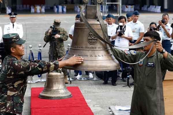 美国正式归还百年前从菲律宾抢走的巴兰吉加大钟