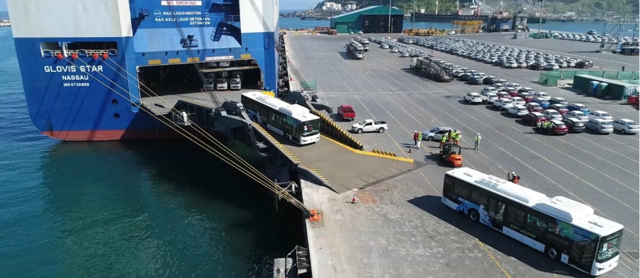 智利交通体系革新聚焦电动化 比亚迪助力