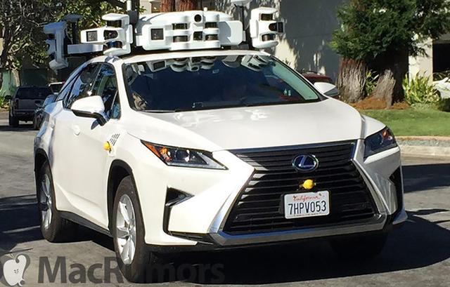 加州自动驾驶测试车增至658辆 苹果72辆仅排第3