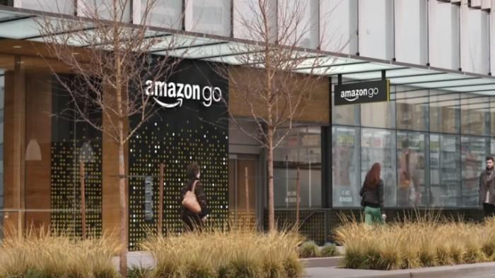 Amazon Go海外首站定在伦敦 计划全球开设3000家