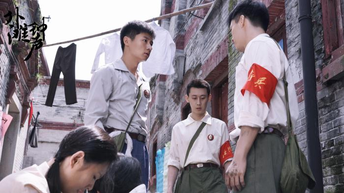 《外滩钟声》开播 陈伟栋饰郭阿昌讲述时代变迁