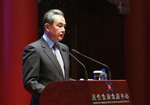王毅用六个关键词概括2018年中国外交