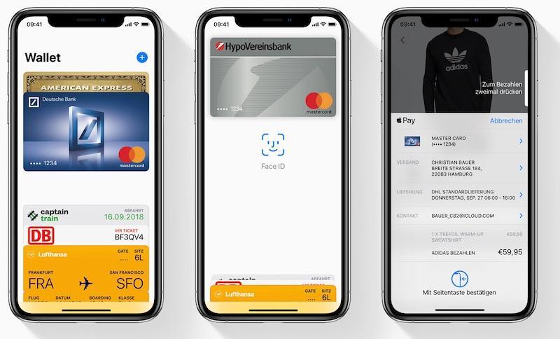 据报道Apple Pay将于本周在德国推出