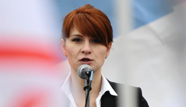 """美媒:""""俄罗斯女特工""""布京娜已承认几项控罪将与美检方"""