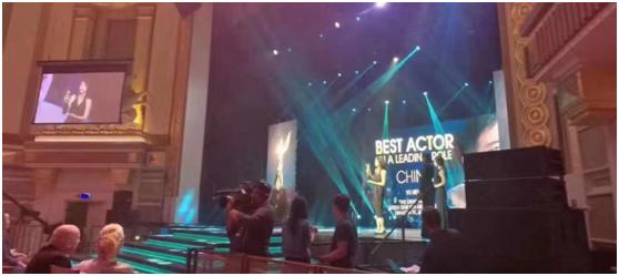 《猎毒人》海外大热 主演于和伟获亚洲大奖