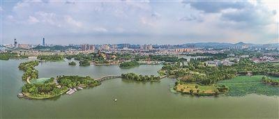 """改革开放40年 生态文明为江苏铺陈""""绿""""底色"""