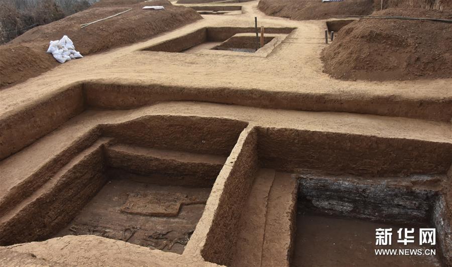 陕西考古发现战国时期大型祭祀遗址