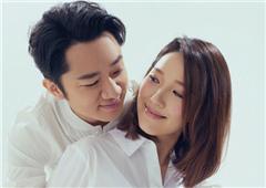 王祖蓝吻老婆孕肚幸福满满