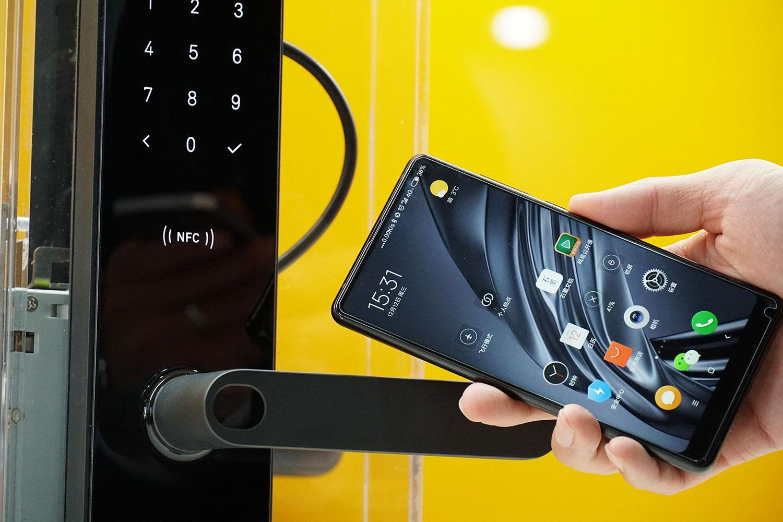 米家智能锁体验:独家手机NFC开锁,还有更多亮点