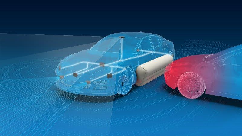 采埃孚研发外置安全气囊 可将碰撞伤害降低30%