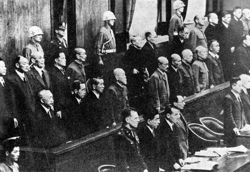俄媒:日本战犯如何在美国帮助下逃脱惩罚