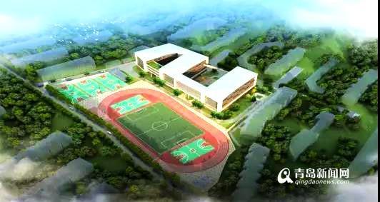 浮山后一小区将建学校 规划盲校外迁原地变中学