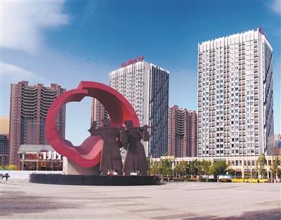 12处工业雕塑,见证铁西工业记忆