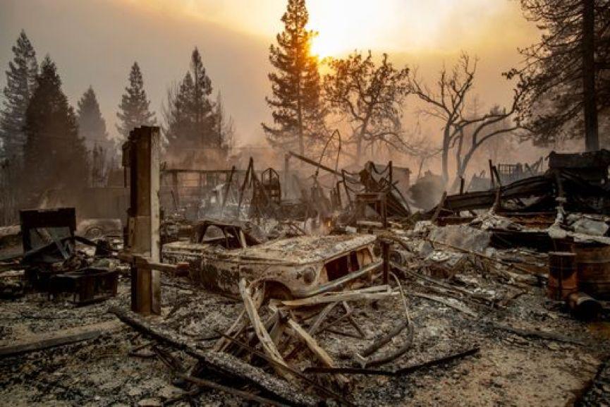 【解局】美国加州山火,为何经月不熄?