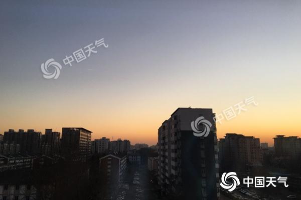 -12.1℃!北京最低温创新低 今起白天终于重回冰点以上