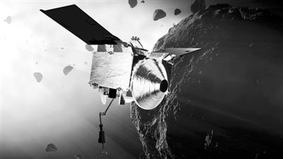 美国探测器发现贝努小行星上的水踪迹