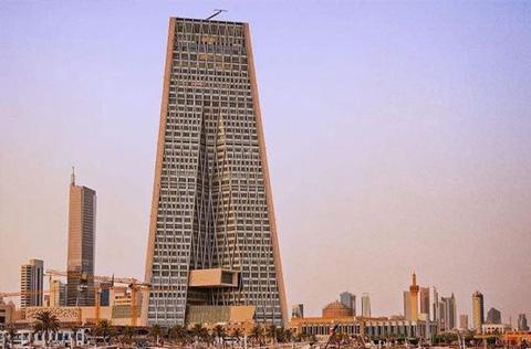 """记者手记:看!""""中国建造""""被印在了科威特纸币上!"""